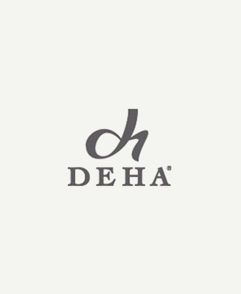 Logo der Kleidermarke Deha