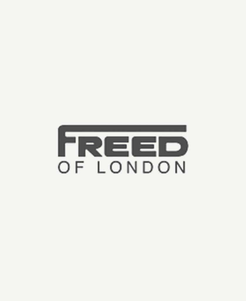 Logo der Ballett Marke Freed