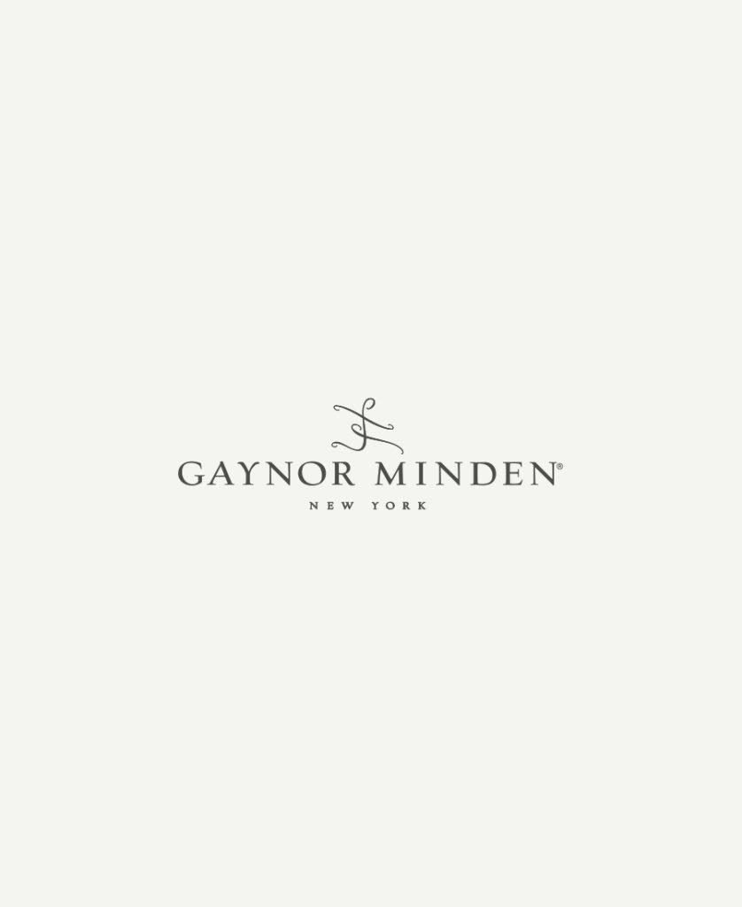 Logo der Spitzenschuhmarke Gaynor Minden