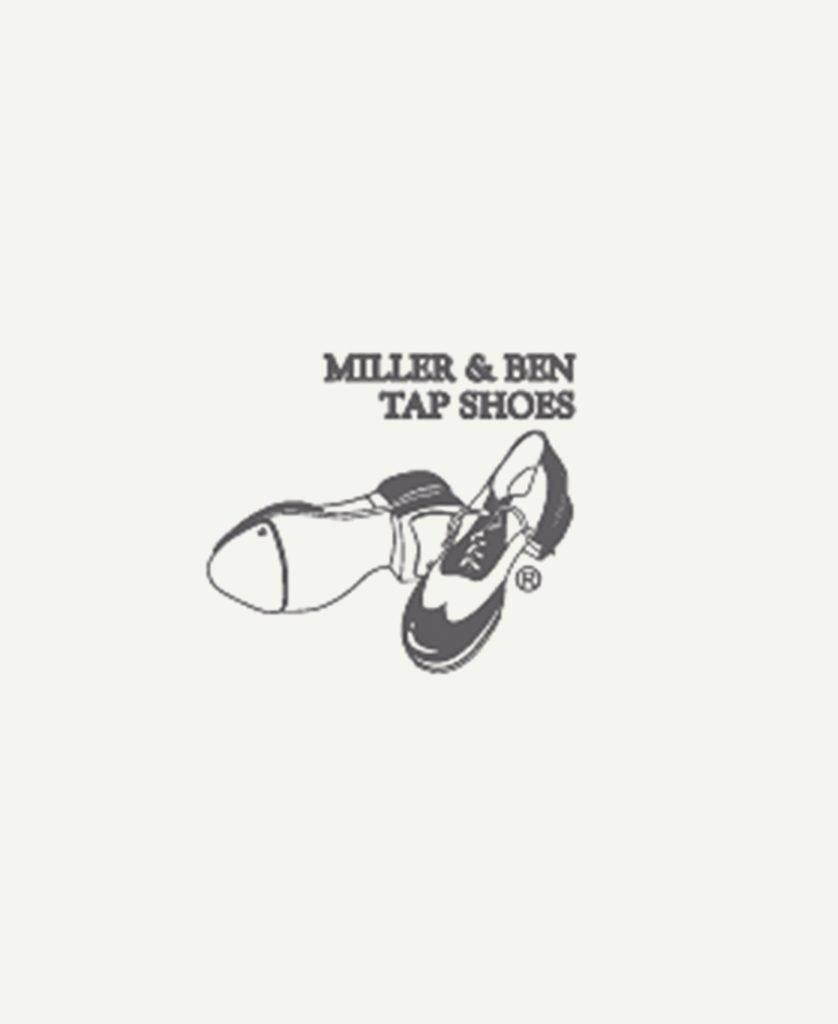 Logo der Steppschuhmarke Miller and Ben