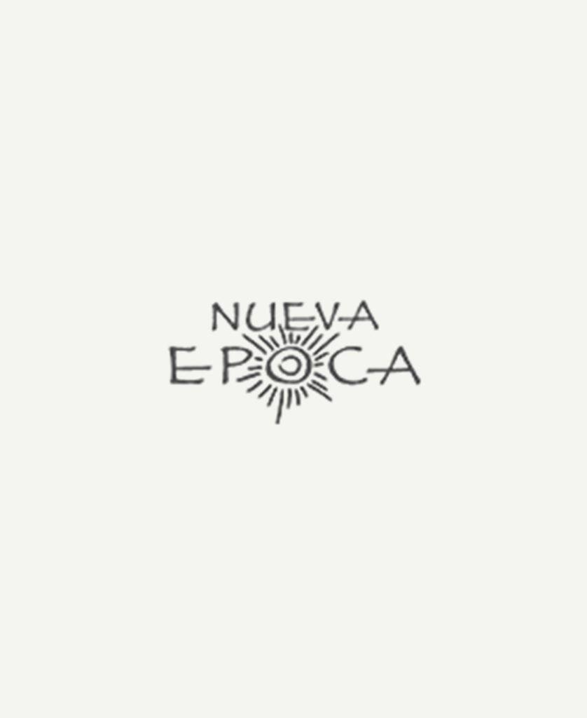 Logo der Tanzschuhmarke Nueva Epoca