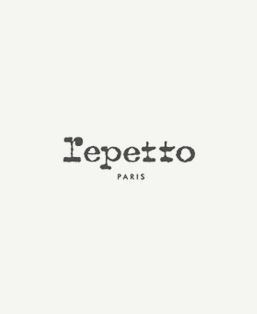 Logo der Marke Repetto Paris