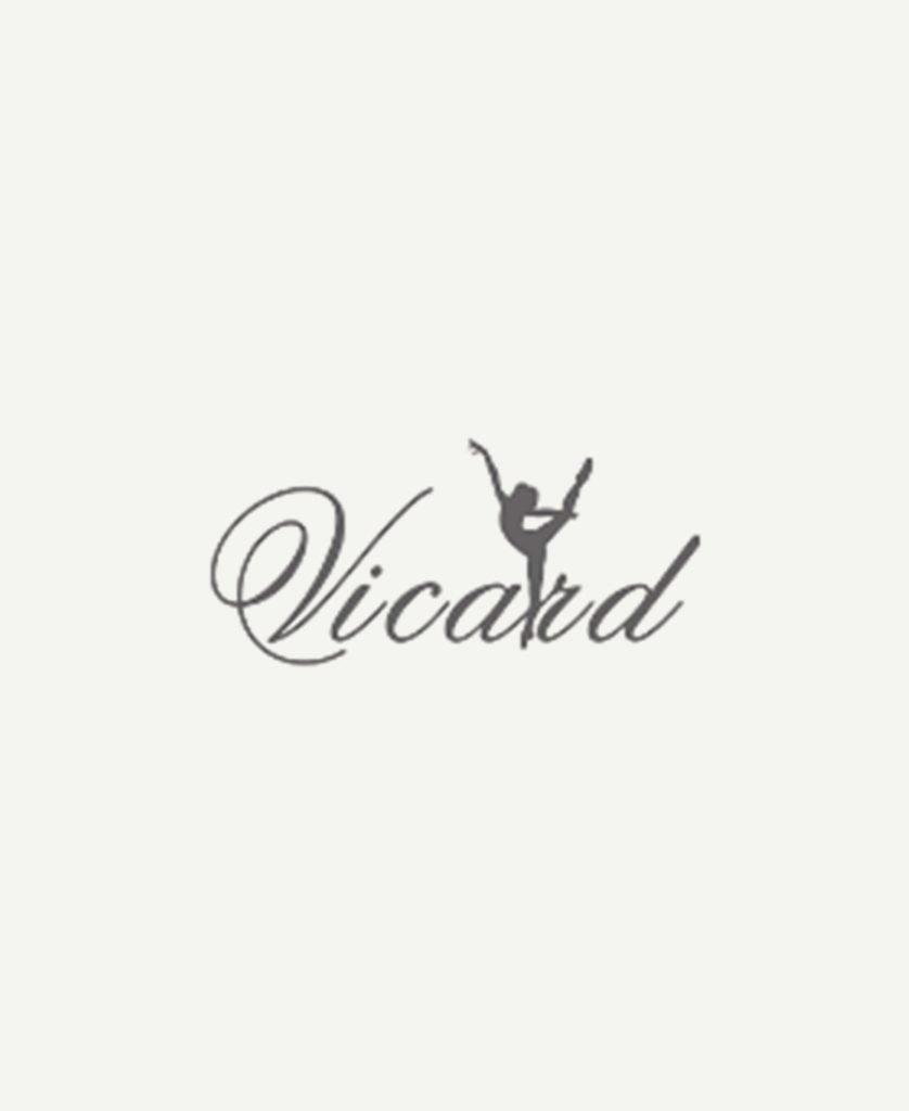 Logo der Ballettmarke Vicard