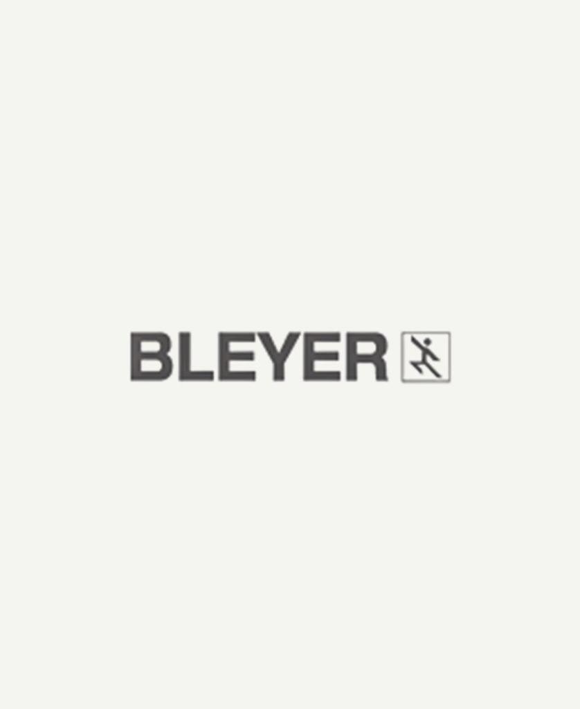 Logo der Schuhmarke Bleyer