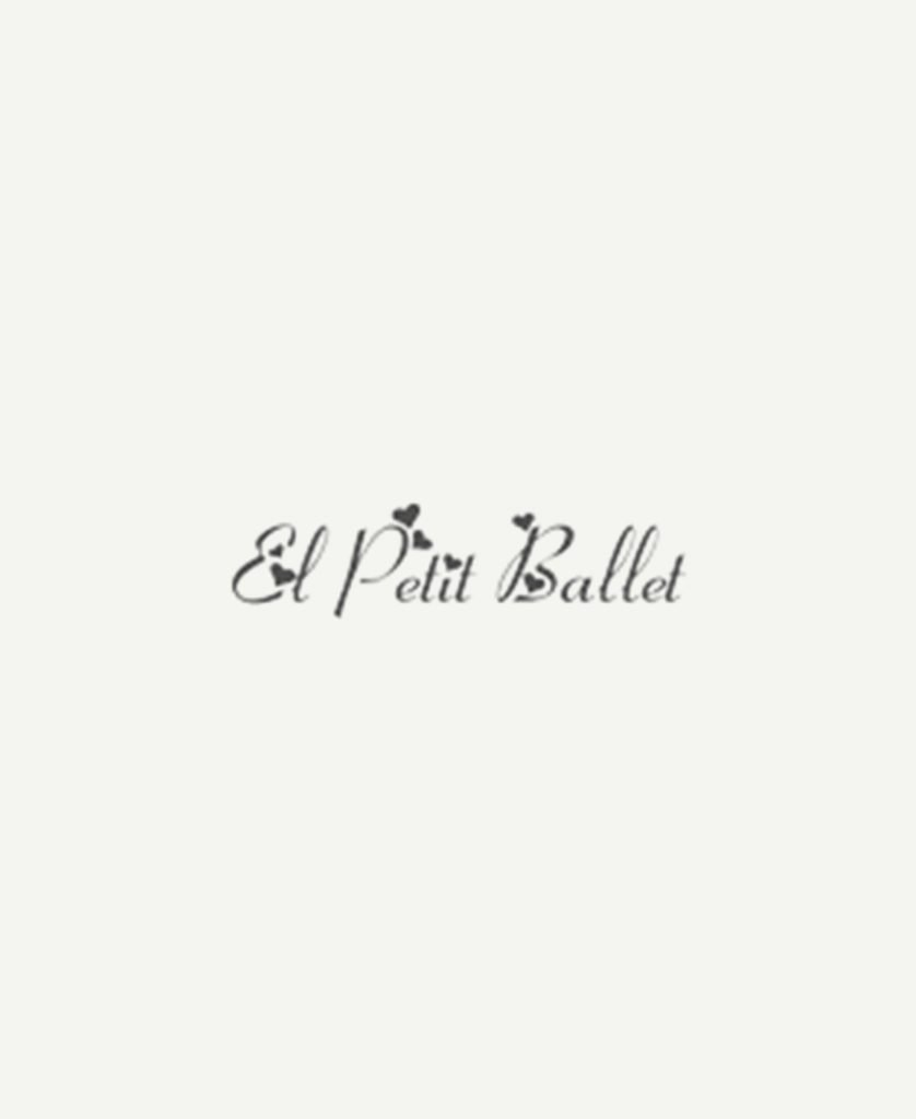 Logo der Ballettmarke El Petit Ballet